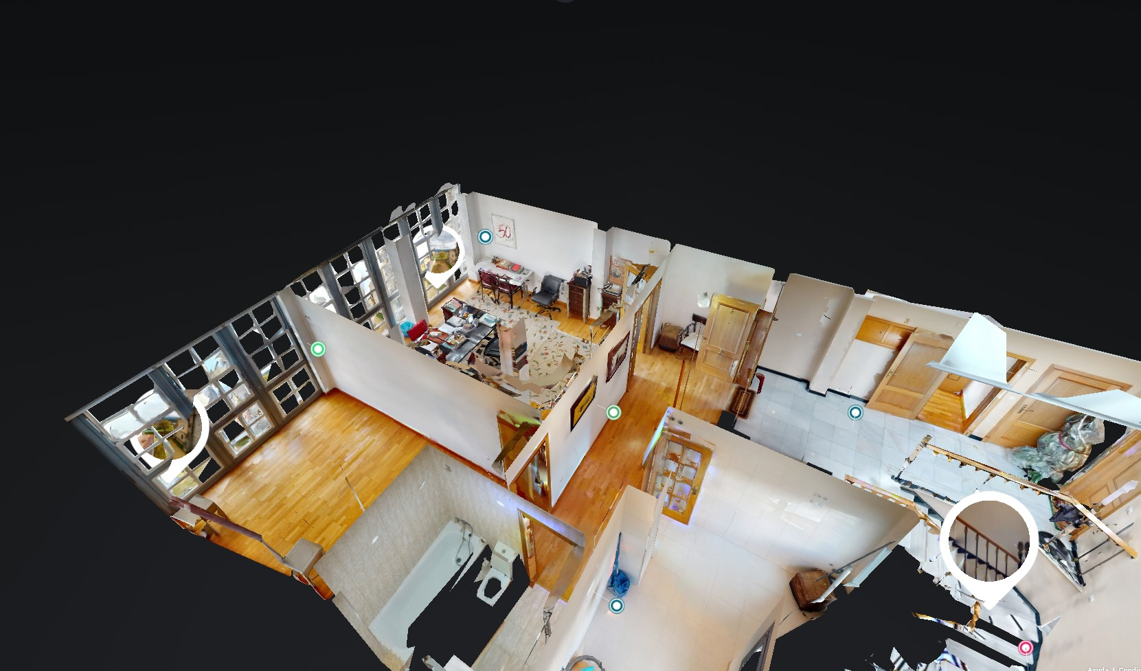 Inmobiliaria Visitas 3D